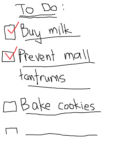 Checklist resized