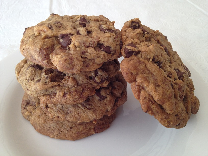 Coffee Toffee Chocolate Chip Cookies Recipe 2