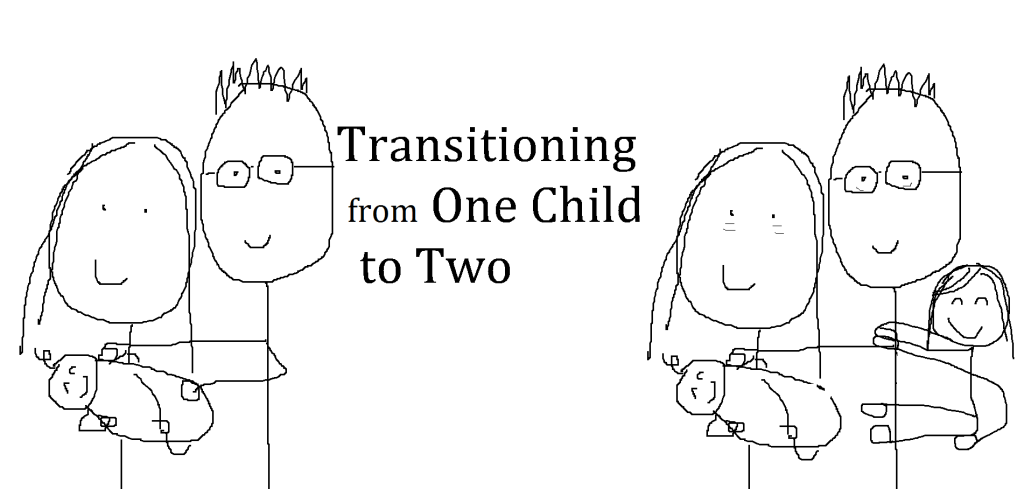 Transitioning from one child to two