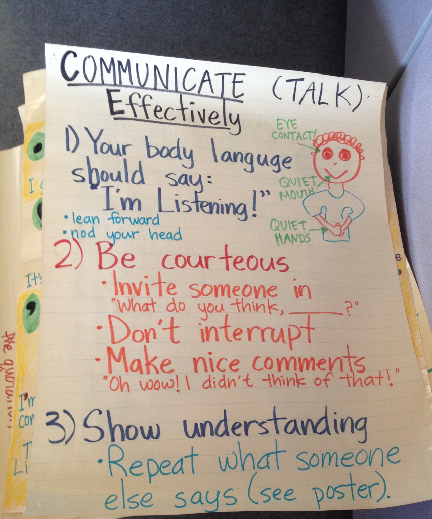 Teach Kids to Communicate Effectively