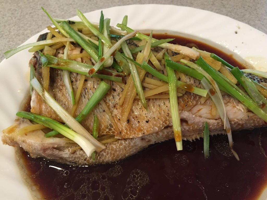 Chinese Steamed Fish (6)